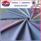 cotton polyester stripe woven fabric
