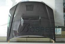 For Subaru Bonnet /Carbon Fiber Hood with Vents for Subaru Legacy 2007 Cars
