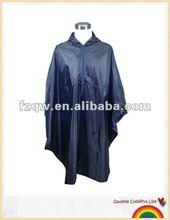 outdoor polyester rain poncho army poncho raincoat