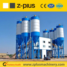 Container standard loading hzs series concrete mixing plant for oversea market