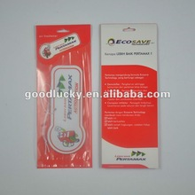 The newest promotional gift paper air fresher for car and home