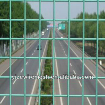 galvanized welded wire mesh fence (professional factory)