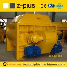 Heavy construction used JS4000 js series concrete mixer for concrete batching plant.Hot~!
