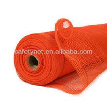 orange scaffolding debris nets,safety net mesh sheet