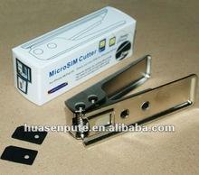 2012 New Arrival Mini Nano-Sim Card Cutter for iPhone 5
