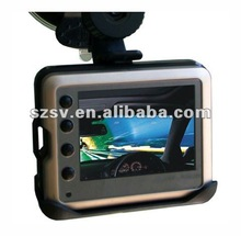 2.0 inch TFT Colorful screen 120 degree 720P HD Car DVR with G-sensor function