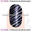 2014 hot sell metallic nail tattoo sticker good design wholesale