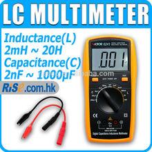 Digital Inductance Capacitance Meter Tester LC Multimeter