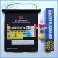 Modificado para requisitos particulares tabla periódica de los elementos diana magnética