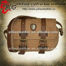 2012 Cute Fashion Canvas Shoulder Bag For Boys
