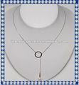 2014 9-10mm bella collana di perle artificiali