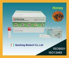 One step Antibiotics Residue Test in Honey (Honey Test/ Honey testing/ISO9001/ISO1345 certified)