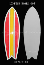 2013 New Design Epoxy Fish Surfboard/EPS Core SUP Paddle Surfboard/Carbon Surfboard