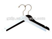 Plastic Rubberized Paint Coat Clothes Hook Hangers For Garment