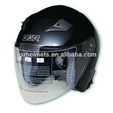 motorcycle helmet ROF-3 with inner sun visor Fiberglass