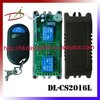 wireless room light remote control transmitter and receiver switch board