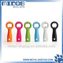 promotional bottle opener/beer bottle opener/bar opener,made of PS handle