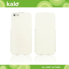 New Slim Flip leather case for iphone 5S