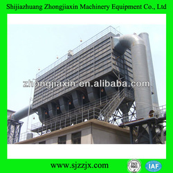 Easy Install Long Bag Pulse Dust Extraction for Cement Plant