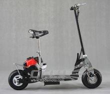 gas scooter 2012