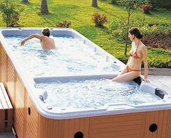 hot swimming pool massage swim pool