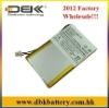 Hot Selling PDA Battery PDA-SONNR70V Suitable for Sony NR60, NR60V, NR70, NR70V,UP503759-NR70