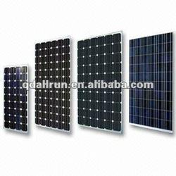 price per watt solar panels from 100w to 300w