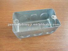 Hot sales 4X2 electrical metal box