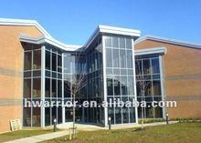 HW-CW0028 Curtain walls , Glass curtain walls , Wall cladding