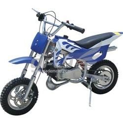 Best selling Gas-Powered 49cc cheap used dirt bike