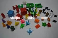 De plástico juego de piezas / juego de piezas de juego