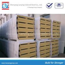 HOT high density Polyurethane foam sandwich panel density 18kg/m3 14kg/m3