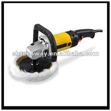"""1200w 180mm ( 7"""" ) 600-3000r/m máquina de polimento polidor de carro elétrico"""