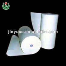 CE low thermal conductivity fire paper ceramic fiber papers in bulk