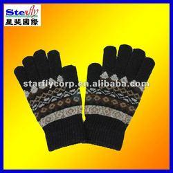 100% acrylic kong gloves (ST-G01-3)