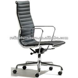 high ribbed backs emas aluminum group office chair RF-S071