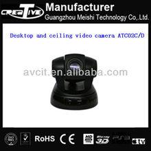 360 degree auto rotate dome camera