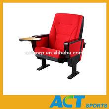 Fixed folding cinema theater & hall chair, seats, VIP stadium seats