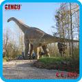 real en vivo los dinosaurios dinosaurio jurásico de visualización