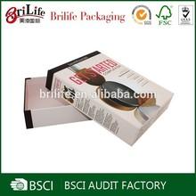 White Free Samples For Custom Packaging Luxury Paper Box