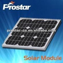 monocrystalline solar panel 198W