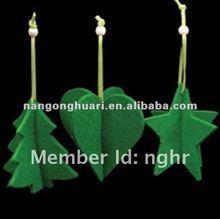 Felt Christmas tree,Xmas decoration,Felt gift