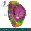 2012-2013 مصنع الجملة أعلى 1 ساعات رجالية أزياء الفيديو الهدايا الترويجية ساعة اليد كاميرا