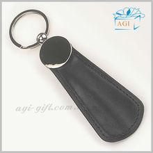 traditional leather keychain key holder