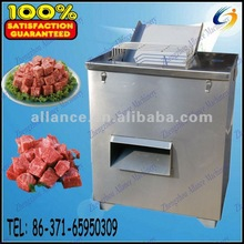 Automatic Metal Fresh meat cutter equipment /meat cutting equipment