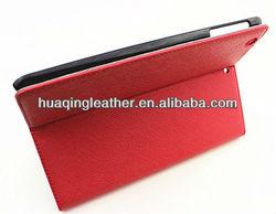 Newest design leather case for iPadmini mini ipad3 case ipad mini