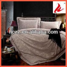 Classic Elegant Cotton Bridal Bedding Set 4pcs