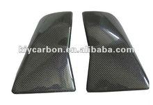 Carbon fiber motorcycle airbox cowl for Kawasaki
