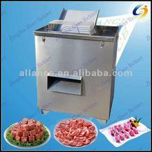 Stainless steel fresh pork /beef meat strips cutting machine