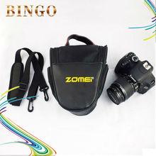 Zomei fashion dslr camera bags for Nikon D3000 D3100 D5000